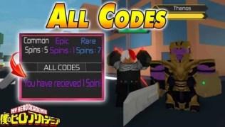 Roblox Heroes Online - Lista de Códigos (Mayo 2021)