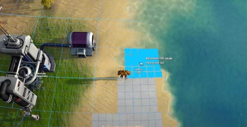 Dyson Sphere Program Cómo aumentar el terreno construible