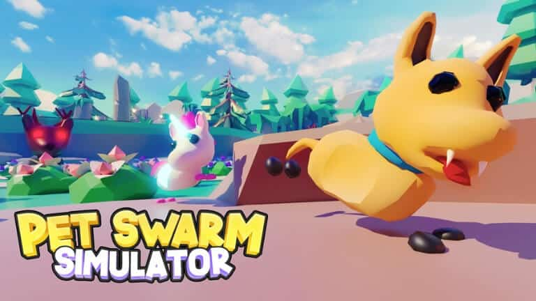 Roblox Pet Swarm Simulator - Lista de Códigos Mayo 2021