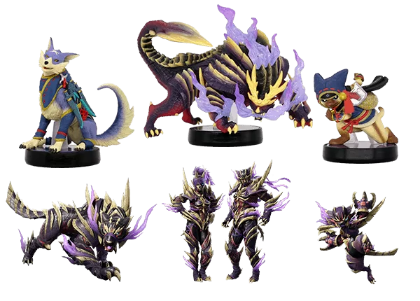 Monster Hunter Rise - Cómo usar tu Amiibo