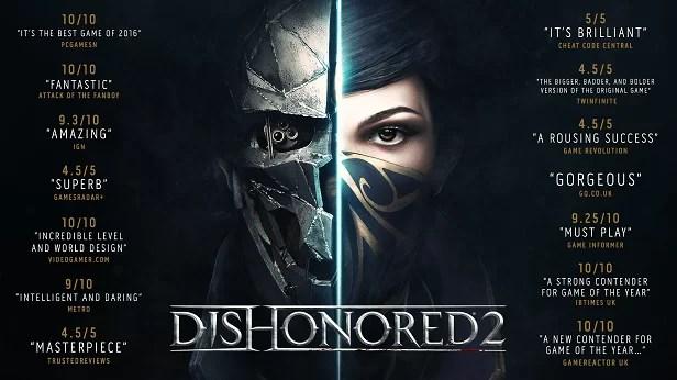 Dishonored 2 - Cómo saltarse la introducción