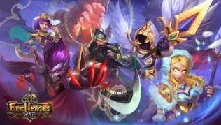 Epic Heroes War - Lista de Códigos Mayo 2021