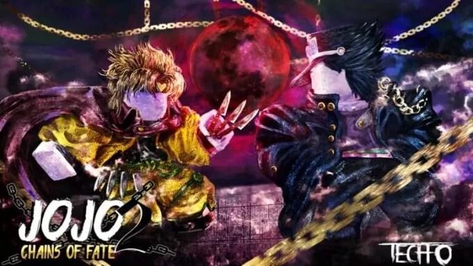 Roblox Jojo Chains of Fate 2 - Lista de Códigos Mayo 2021