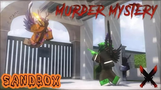 Roblox Murder Mystery X - Lista de Códigos Junio 2021