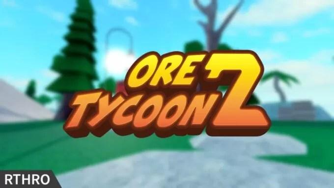 Roblox Ore Tycoon 2 - Lista de Códigos Junio 2021