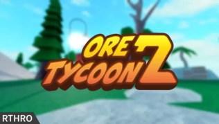 Roblox Ore Tycoon 2 - Lista de Códigos Mayo 2021