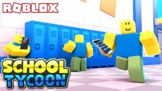 Roblox School Tycoon - Lista de Códigos Mayo 2021