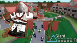 Roblox Silent Assassin - Lista de Códigos Junio 2021