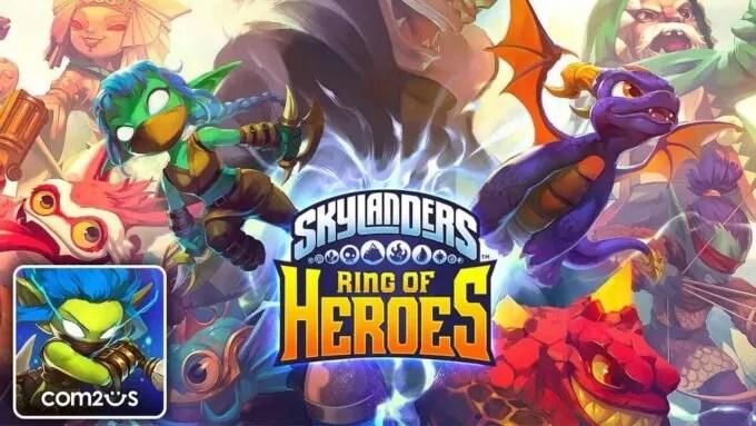 Skylanders Ring of Heroes - Lista de Códigos Mayo 2021