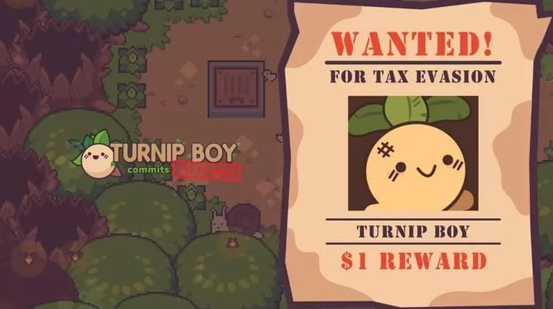 Turnip Boy Commits Tax Evasion Todos los corazones y el jefe secreto