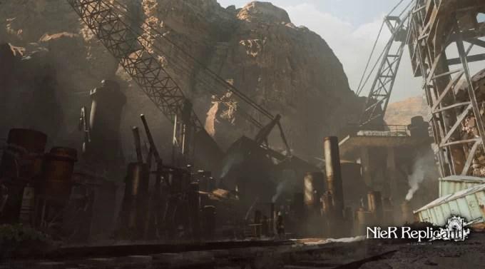 NieR Replicant Remaster – Misión secundaria Un plato de autor
