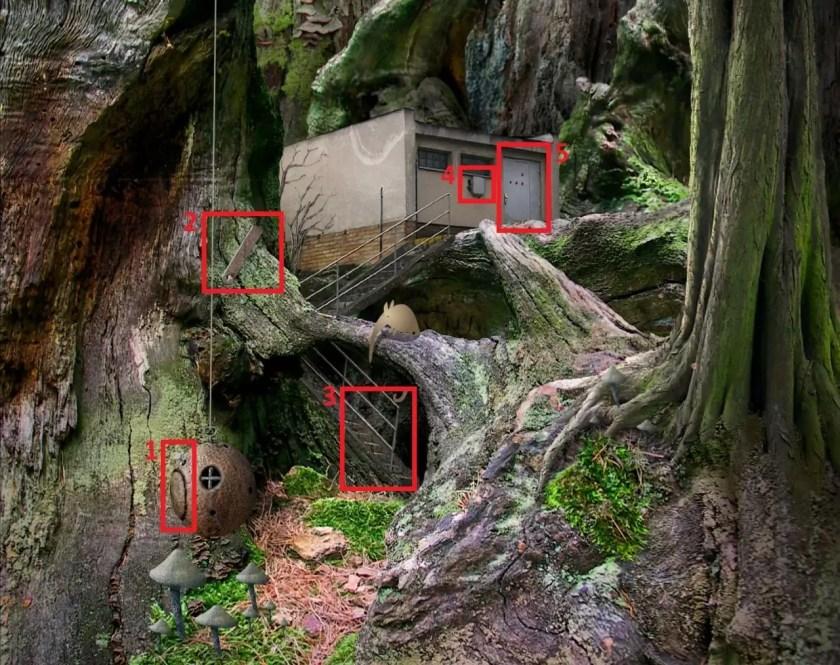 Samorost 1 Guía 100% Walktrhough con imágenes