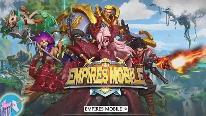Empires Mobile -コードリスト2021年XNUMX月