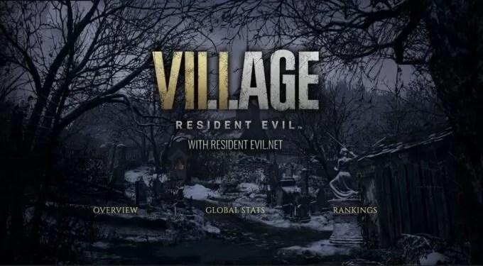 Trailer de lanzamiento de Resident Evil Village y RE NET en servicio
