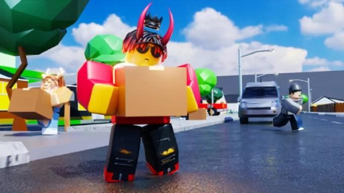 Roblox Delivery Simulator - Lista de Códigos Junio 2021
