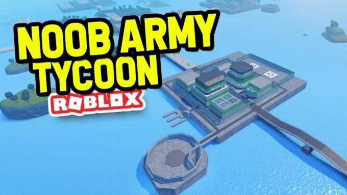 Roblox Noob Army Tycoon -2021年XNUMX月代码列表