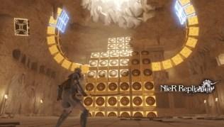 NieR Replicant Remaster – Misión secundaria Una sombra sepultada