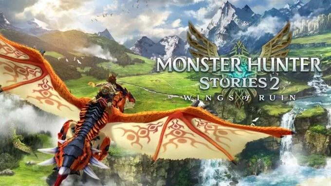 Se publica un nuevo tráiler de Monster Hunter Stories 2 antes del próximo evento digital