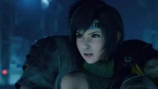 Final Fantasy VII Remake Intergrade - El DLC de Yuffie es un código en la caja