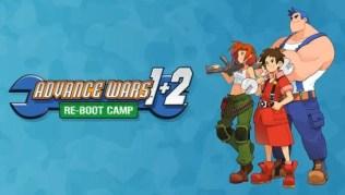 Advance Wars 1+2 Re-Boot Camp anunciado y fecha de lanzamiento