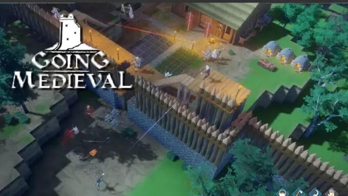 Going Medieval Guía para principiantes Cómo iniciar una nueva colonia