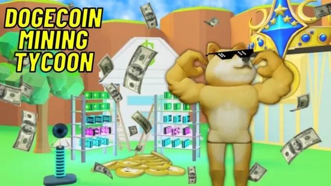 Roblox Dogecoin Mining Tycoon - Lista de Códigos Junio 2021