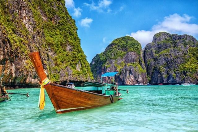 Ilhas Phi Phi  – Todos os caminhos levam à Tailândia