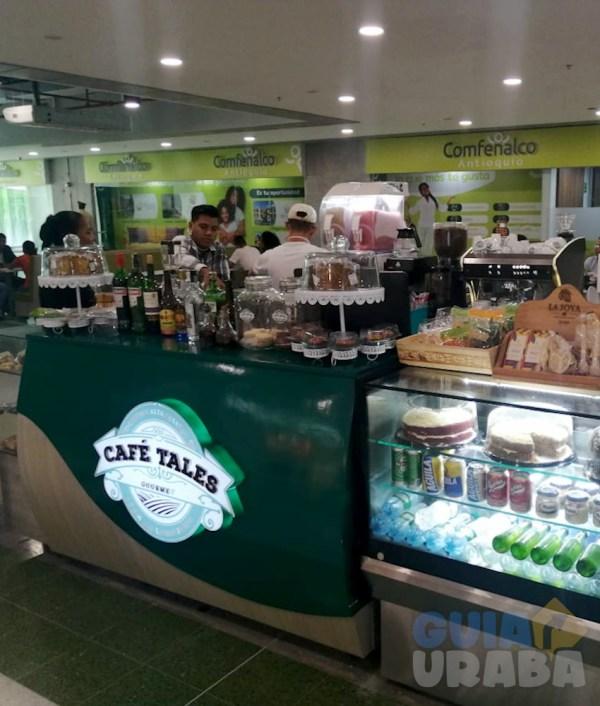 Establecimiento - Café Tales