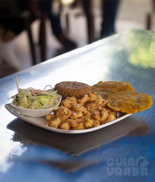 Restaurante el Palomar - Camarones