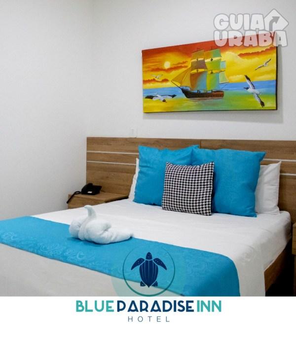 Habitación - Hotel Blue Paradice