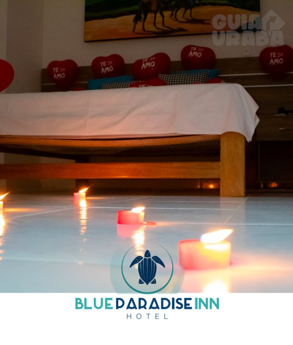 Romántica - Hotel Blue Paradice