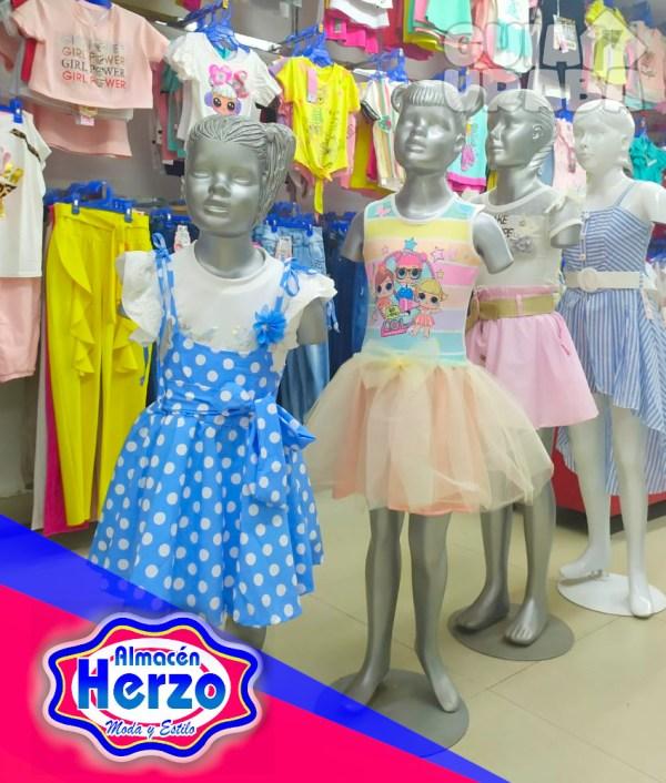 Herzo - Ropa para niñas