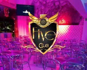 Five Night Club - Salón de eventos