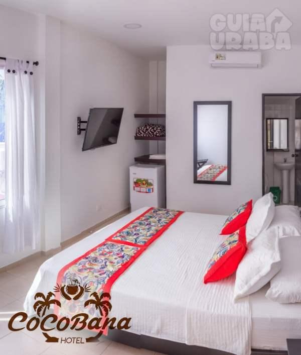 Hotel Cocobana - Habitaciones