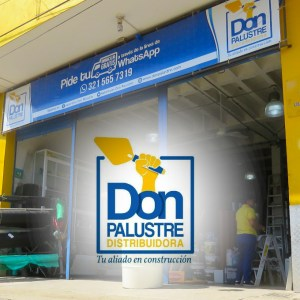 Materiales Don Palustre