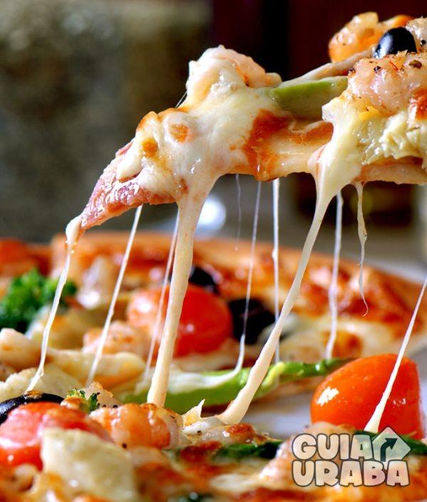Mozzarella Rusby Pizza