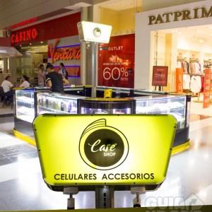Cafe Shop Accesorios para celulares