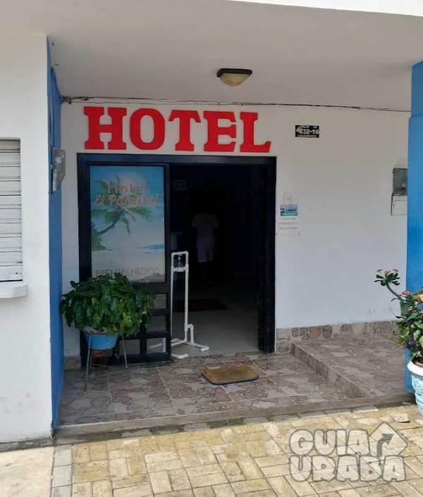Hotel Paraisal en Arboletes