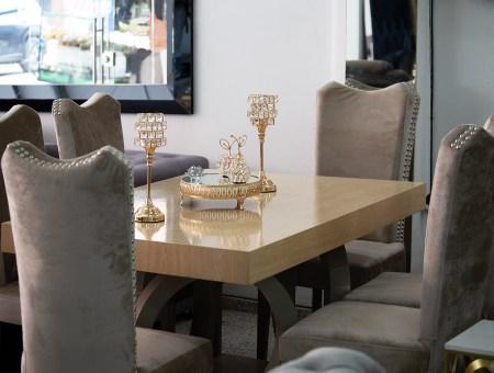 Muebles en Turbo de la mueblería El Punto del Mueble y Hogar