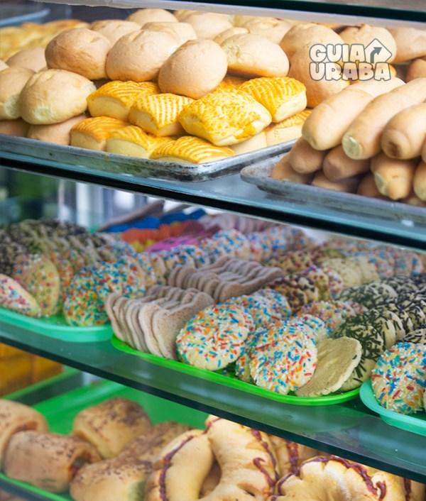 Panadería Pastelpan galletas y postres deliciosos