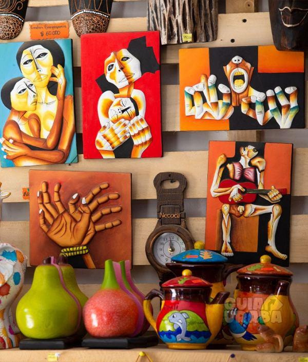Artesanías en Necocli