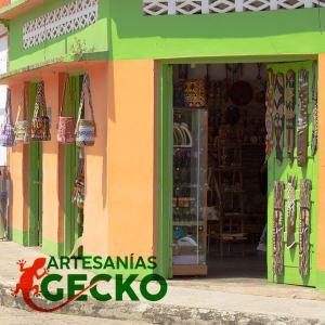 Artesanías Gecko