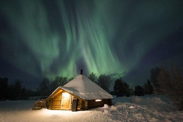 Foto: Arctic Snow Hotel