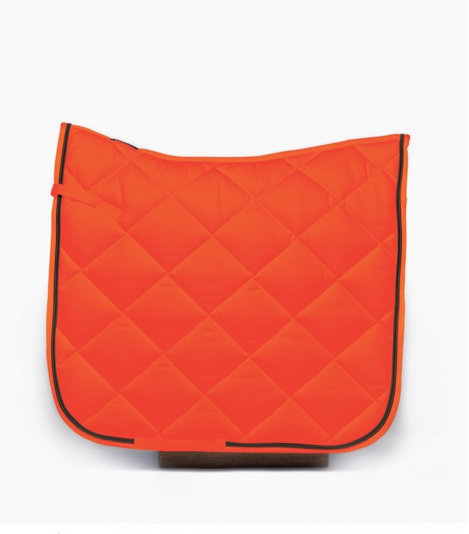 tapis de dressage orange