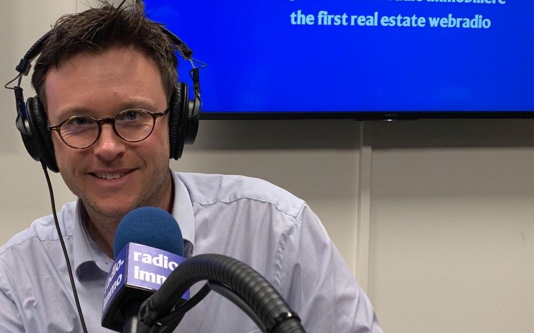 Interview de Samuel GUICHARD à RADIO IMMO sur le thème de la propriété foncière