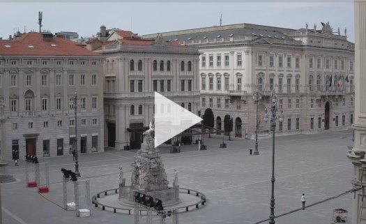 webcam-piazza-unità-trieste-meteo-oggi-bora