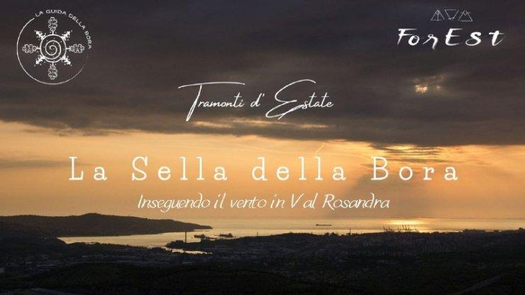 escursione-sella-della-bora-val-rosandra-al-tramonto-estate