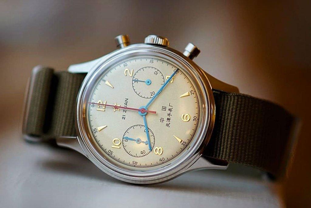 L'orologio Seagull 1963