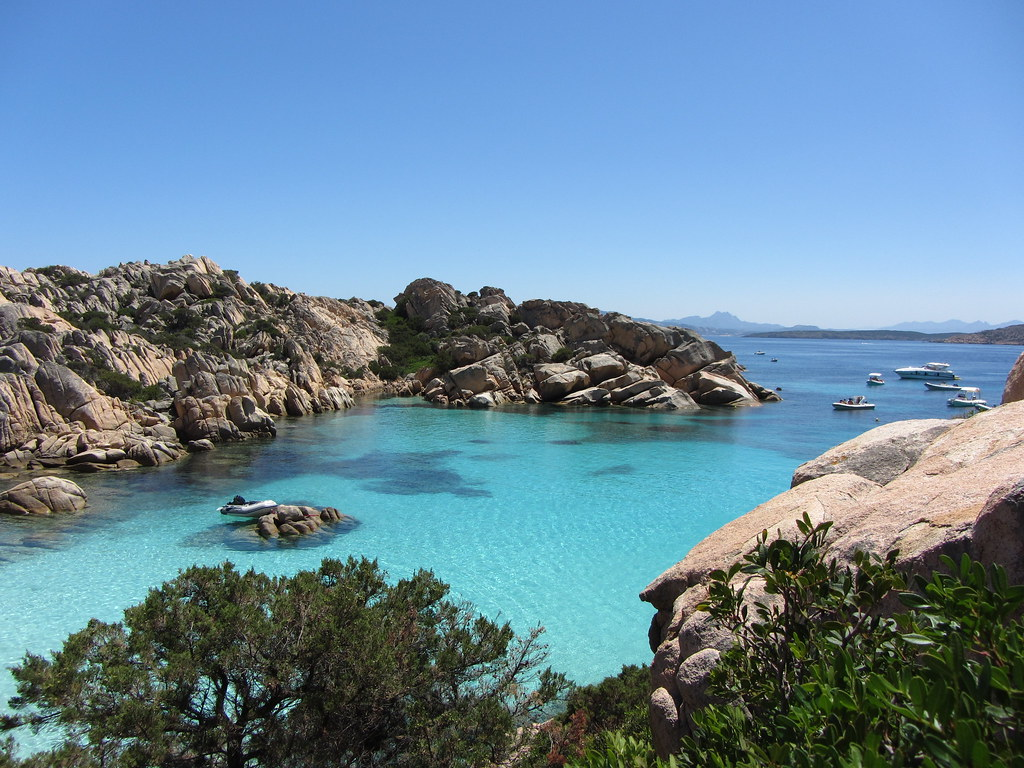 Isola di Caprera, foto da Wikipedia