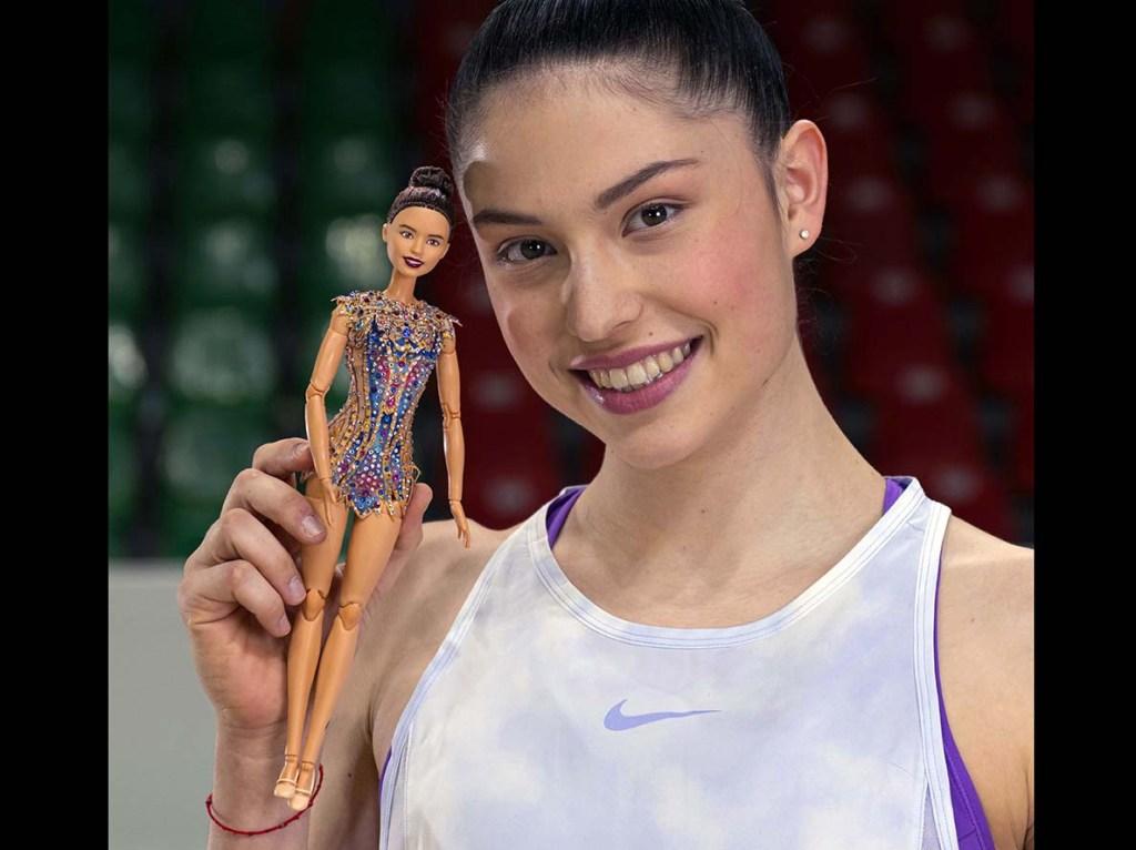 Milena Baldassari, fonte ufficio stampa Barbie